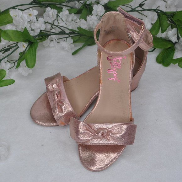 Jellypop Shoes   Blush Dress Size 12